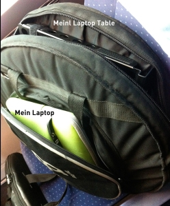 MEINL Laptop-Table BagpacK2