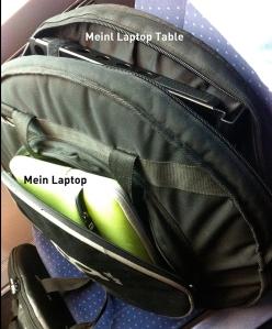 MEINL Laptop-Table BagpacK2