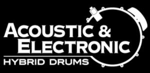 acoustic+electronic hybrid drums