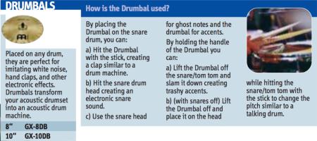 Drumbals