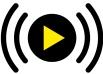 Streaming-gelb