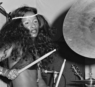 chaka khan drums